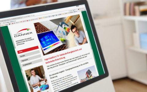 www.energie-und-technik.com, Energieberatung, Zweibrücken, Typo3-Homepage