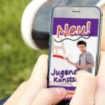 www.jukuschu-zw.de, Jugendkunstschule, Zweibrücken, Typo3-Homepage