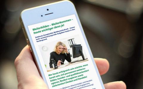 www.scs-weiler.de, Seminare-Training-Schulung, Ottweiler in der Pfalz, Typo3-Homepage